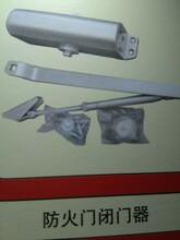 防火闭门器中号闭门器自动缓冲80KG180度可调节图片