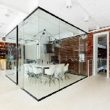 办公室装修打造的上海DOE店