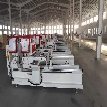 断桥铝门窗机器济南厂家天马机器制造图片