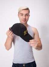 免费代理加盟康加加石墨烯棒球帽缓解疲劳健康养生帽子