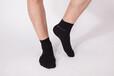 一件代发康加加石墨烯袜吸湿透气抗菌养生袜子微商代理加盟