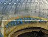 鸟巢温室大棚观光温室设计生态温室厂家