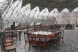 1200㎡生态餐厅价格泡泡花园专业生态餐厅设计生态温室设计