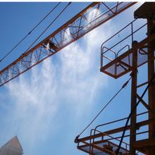 唐山环保降尘塔吊喷淋规格优点图片