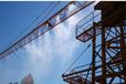 乌兰察布工地塔吊喷淋-3000平方工厂基地