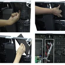 洲明LED显示屏户内固定安装URM款图片