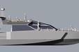 游艇生产厂家供应铝合金海钓艇定制游艇订做船壳私人游艇订制