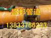 钢套钢高温蒸汽保温管道生产厂家价格