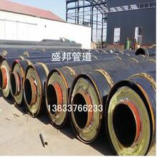 预制钢套钢直埋蒸汽管厂家型号齐全价格