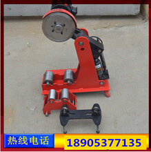 SYQG-219電動液壓切管機無毛刺消防管道切割機廠家圖片