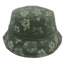 渔夫帽定制纯棉印花盆帽夏季男女士户外遮阳帽可折叠双面盆帽