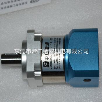 中達電通減速機ZDS090L1-5-19-70彎板機配件