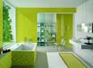 动感绿色居家装饰设计/河南贝思特装饰设计工程有限公司