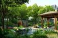 西安庭院设计西安楼顶花园设计西安别墅庭院设计