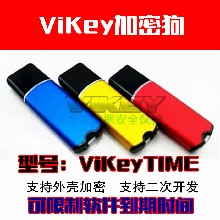 ViKeyTime时钟加密狗图片