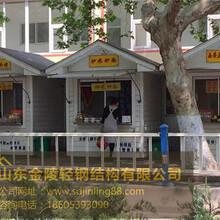 莱阳市小区岗亭生产厂家地址图片