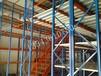 大良超市仓库货架工厂车间高空取料升降平台货架阁楼式仓库货架价格