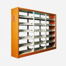 销量大双面钢木书架_双面钢木书架价格_优质双面钢木书架批发佛山厂商图片