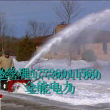 河南小型扫雪机轻巧扬雪机价格参数图片