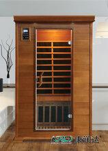 康润达家用移动汗蒸房别墅高档碳板房干蒸房图片