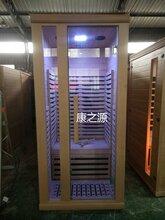 徐州桑拿房厂家远红外光波浴房碳晶板KZY-ac100桑桑乐金同款图片