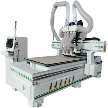 正定木工雕刻机数控开料机木工加工中心