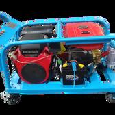 厂家直销甘肃小广告清洗机cj-1550型本田汽油机驱动
