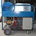 根雕清洗机,剥树皮专用高压清洗机350公斤22升cj-2235