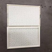 黑龙江塑料制品塑料模具厂高铁模板防撞墙模板佳兴图片