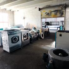 出售二手干洗机二手折叠机烘干机二手烫平机图片