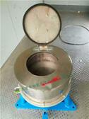 東莞五金件離心脫油機長安小型TS500脫油機廠家三足工業脫水機價格