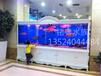杭州鱼缸工厂直销大型实木超白玻璃生态景观鱼缸