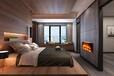 成都别墅装修设计卧室要注意哪几项原则?
