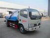 国五排放东风4吨CLQ5070GXE5型吸粪车