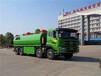 国五重汽斯太尔25立方污泥自卸车