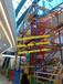 厂家定制儿童拓展乐园室内拓展设备绳网探险拓展乐园价格实惠
