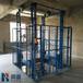 鹽城固定式導軌式升降貨梯廠,液壓升降貨梯
