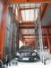 閏海導軌鏈條式升降貨梯,張家界固定式導軌式升降貨梯生產廠家