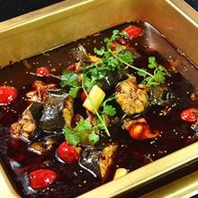 梭边鱼技术培训钵钵鸡厨师
