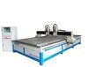 雕刻机厂家定制大幅面工业铝板雕铣机