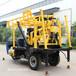 XYC-200A三轮车载钻机打井机岩土勘察钻机