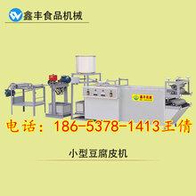 广东湛江全自动豆腐皮机豆腐皮机产品率高豆腐皮机性能稳定