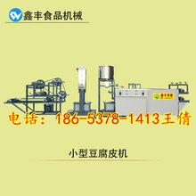 广东肇庆新型自动升降豆腐皮机豆腐皮机厚薄都可做豆腐机保证质量