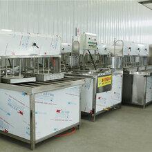 豆腐机设备厂家豆腐机如?#23614;?#20316;豆腐机生产过程视频图片