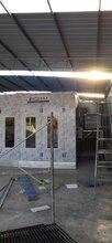 日照市家具烤漆房配置木材家具喷漆房木材烘干设备