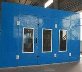 天津西青区五金喷漆房汽车烤漆房价格焊烟除尘净化器