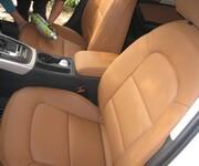 奥迪A4L气成座椅包真皮座套,进口真超纤皮座套,耐磨环保皮套图片