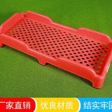 渭南幼儿园塑料小床哪家好图片