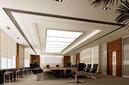 陜西西安寫字樓辦公室裝修施工,東朗裝修設計施工公司圖片