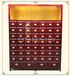 安国中药柜木制中药斗实木中药橱实木中草药柜中药橱厂家医药用柜
